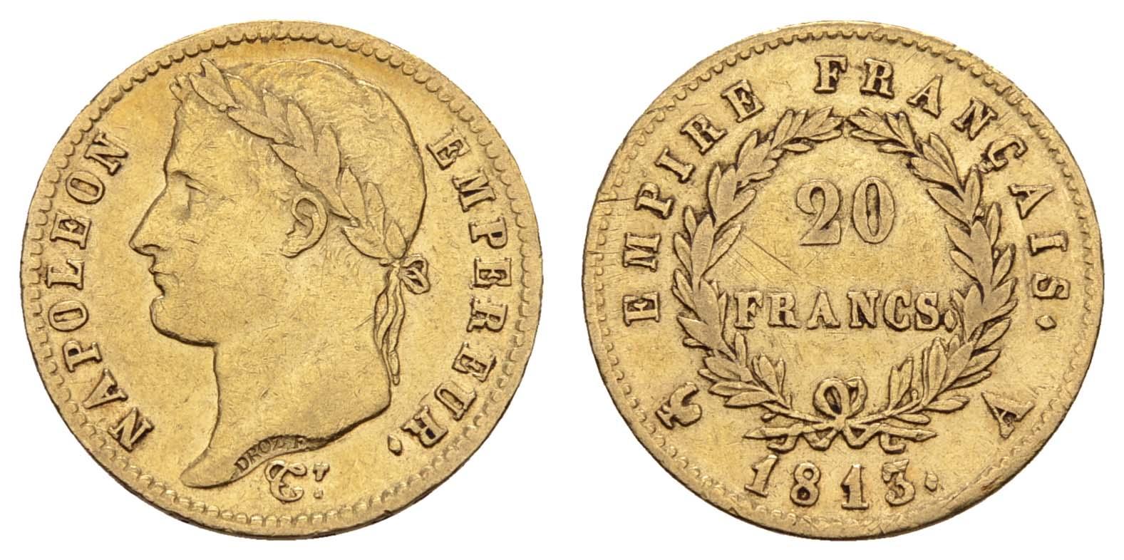 Lot 1477 - europa ab 1800 - Frankreich -  Auktionshaus Ulrich Felzmann GmbH & Co. KG Coins single lots
