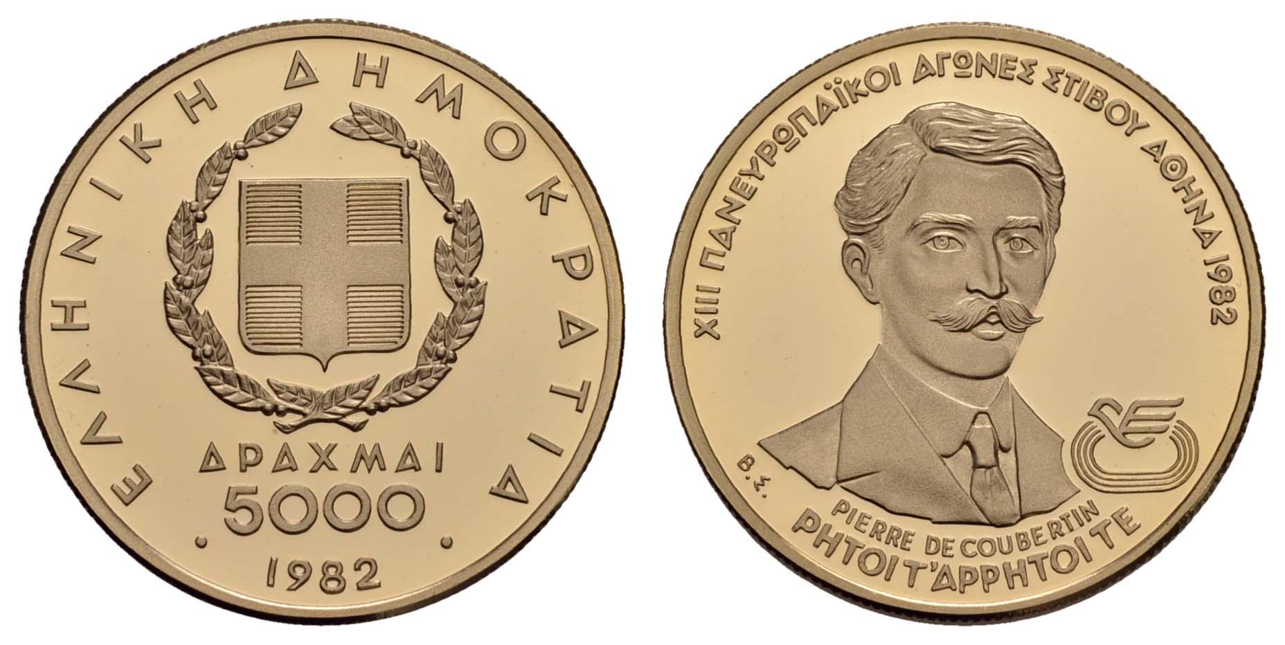 Lot 1561 - europa ab 1800 - Griechenland -  Auktionshaus Ulrich Felzmann GmbH & Co. KG Coins single lots