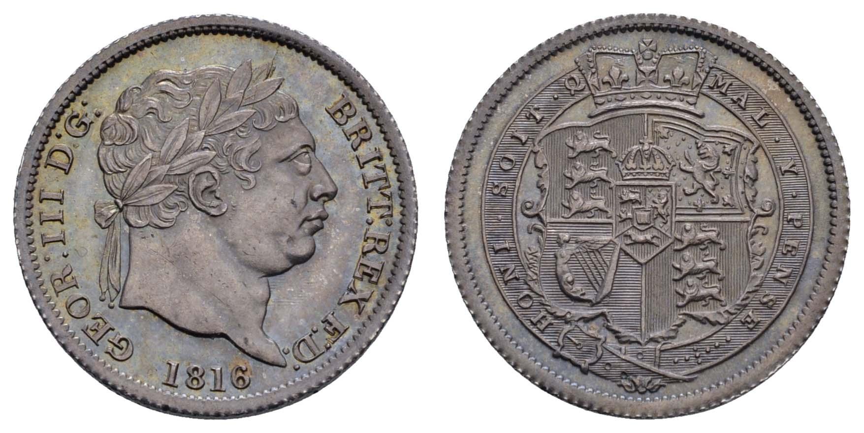 Lot 1563 - europa ab 1800 - Großbritannien -  Auktionshaus Ulrich Felzmann GmbH & Co. KG Coins single lots