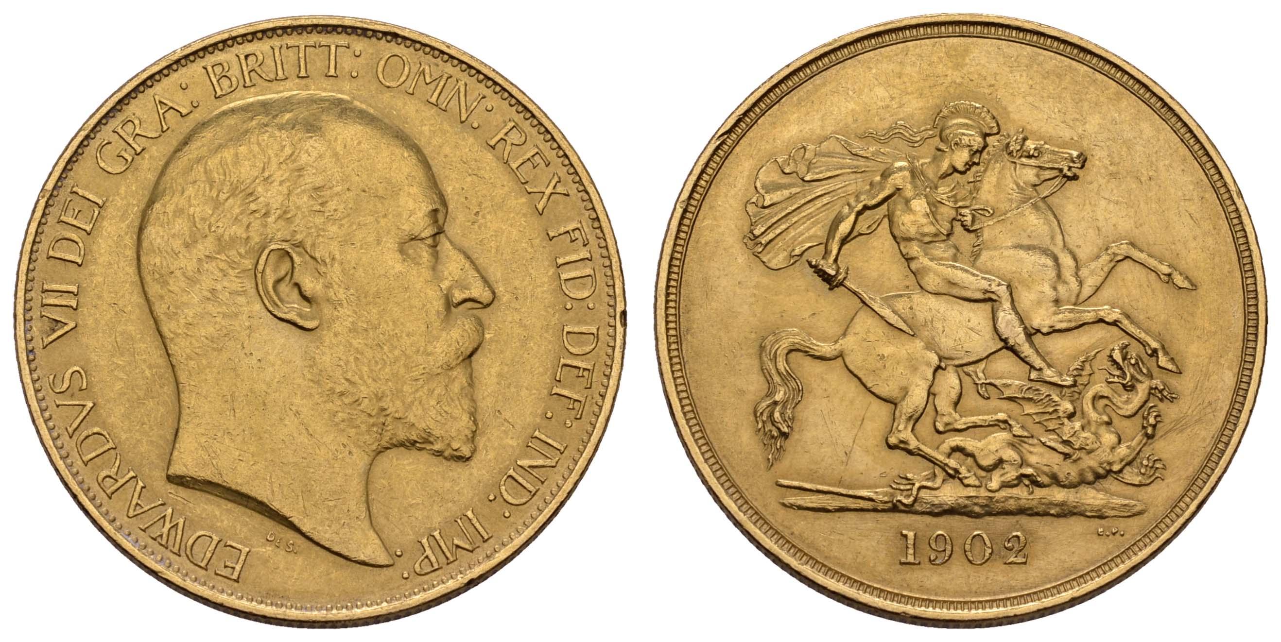 Lot 1594 - europa ab 1800 - Großbritannien -  Auktionshaus Ulrich Felzmann GmbH & Co. KG Coins single lots