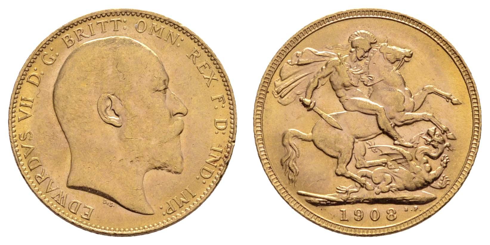 Lot 1598 - europa ab 1800 - Großbritannien -  Auktionshaus Ulrich Felzmann GmbH & Co. KG Coins single lots