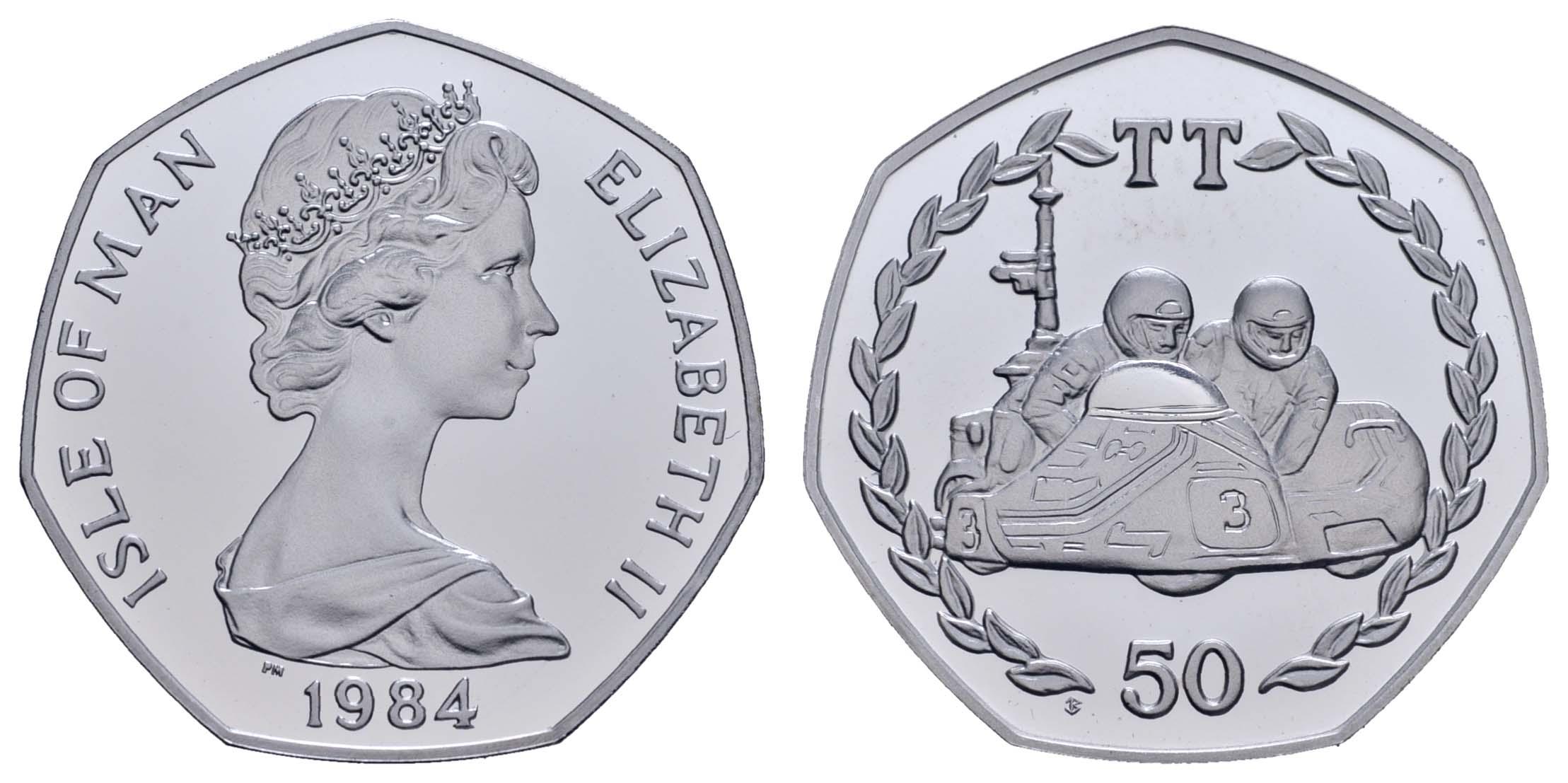 Lot 1612 - europa ab 1800 - Isle of Man -  Auktionshaus Ulrich Felzmann GmbH & Co. KG Coins single lots