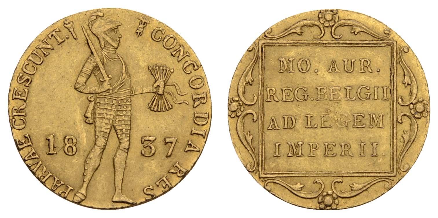 Lot 1693 - europa ab 1800 - Niederlande -  Auktionshaus Ulrich Felzmann GmbH & Co. KG Coins single lots