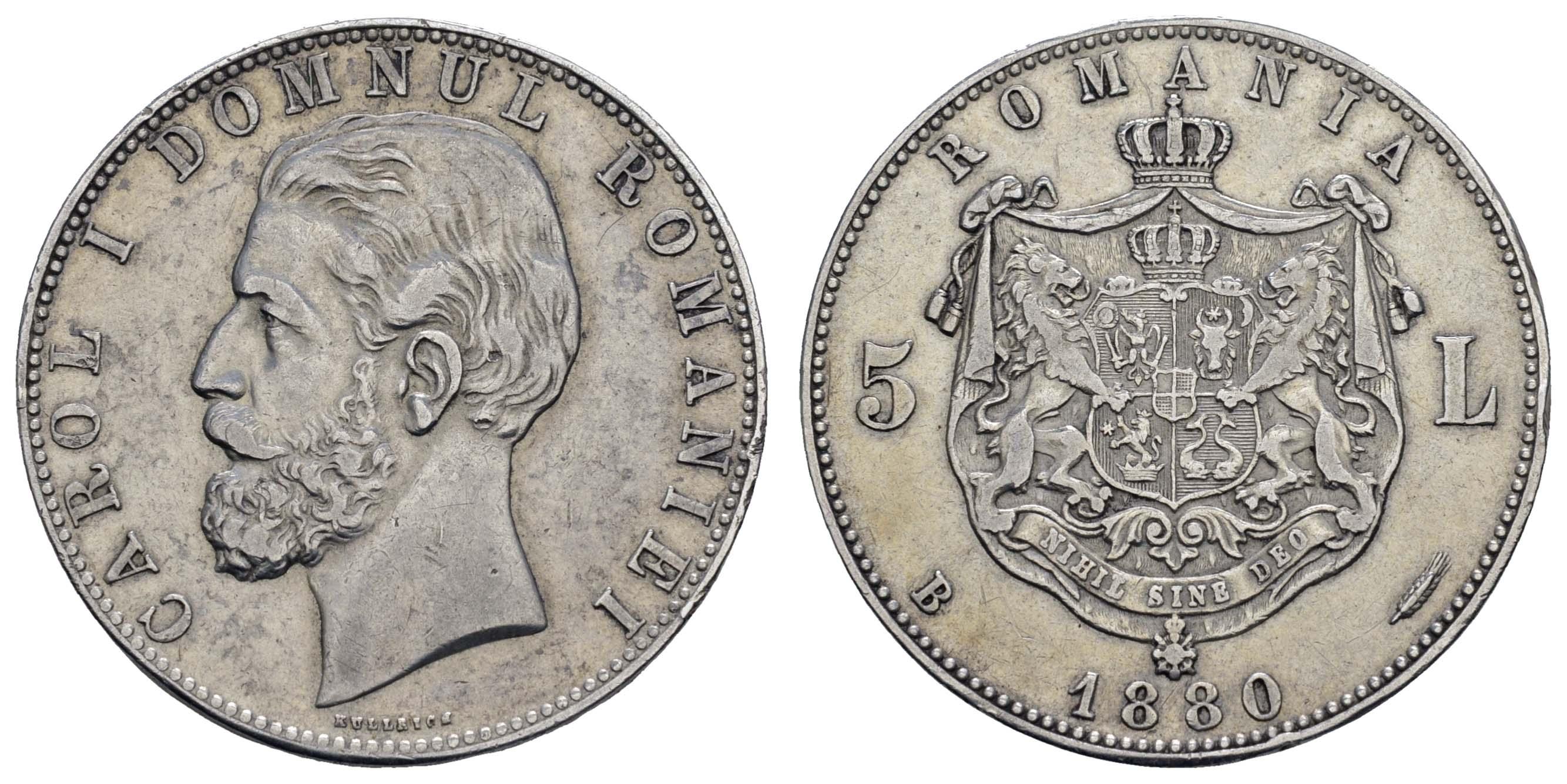 Lot 1727 - europa ab 1800 - Rumänien -  Auktionshaus Ulrich Felzmann GmbH & Co. KG Coins single lots