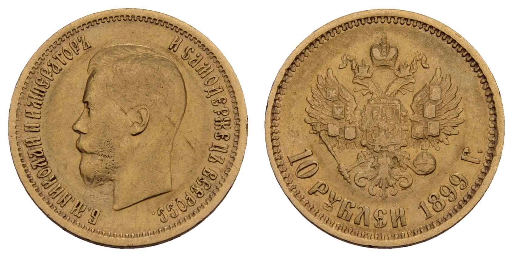 Lot 1749 - europa ab 1800 - Russland -  Auktionshaus Ulrich Felzmann GmbH & Co. KG Coins single lots