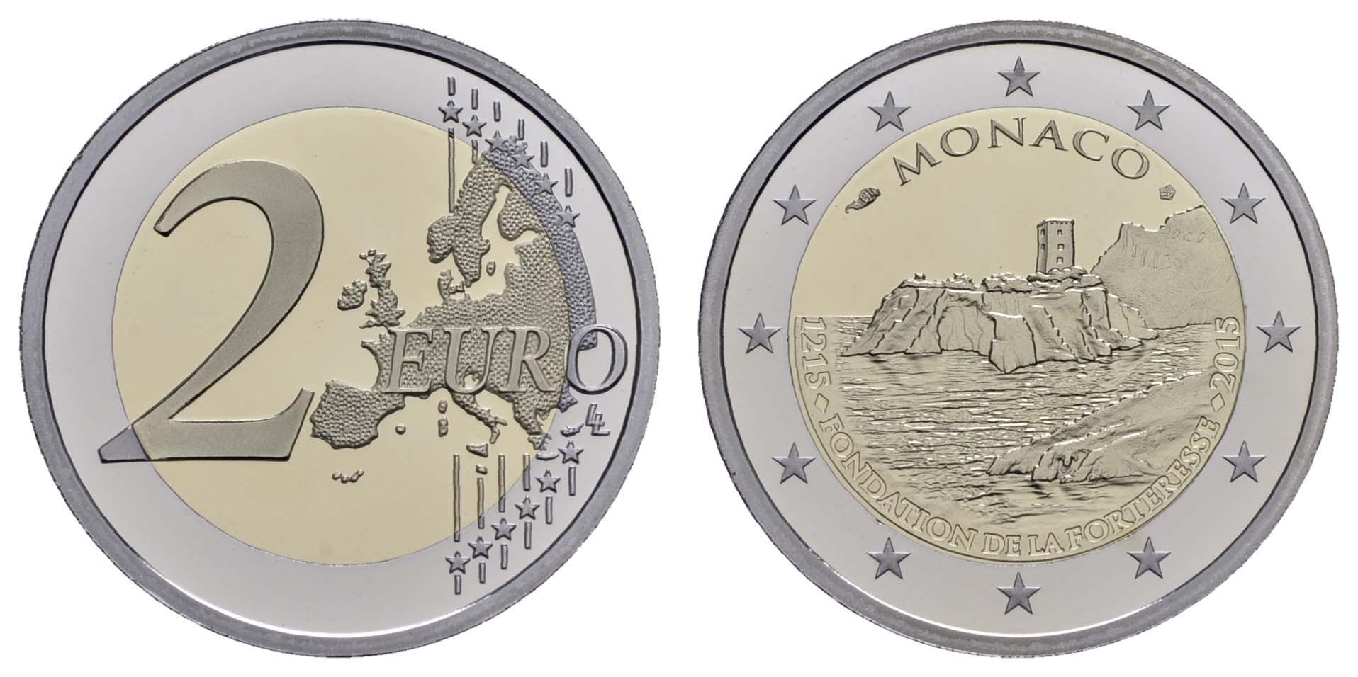 Lot 1837 - europa Euroländer - Monaco -  Auktionshaus Ulrich Felzmann GmbH & Co. KG Coins single lots