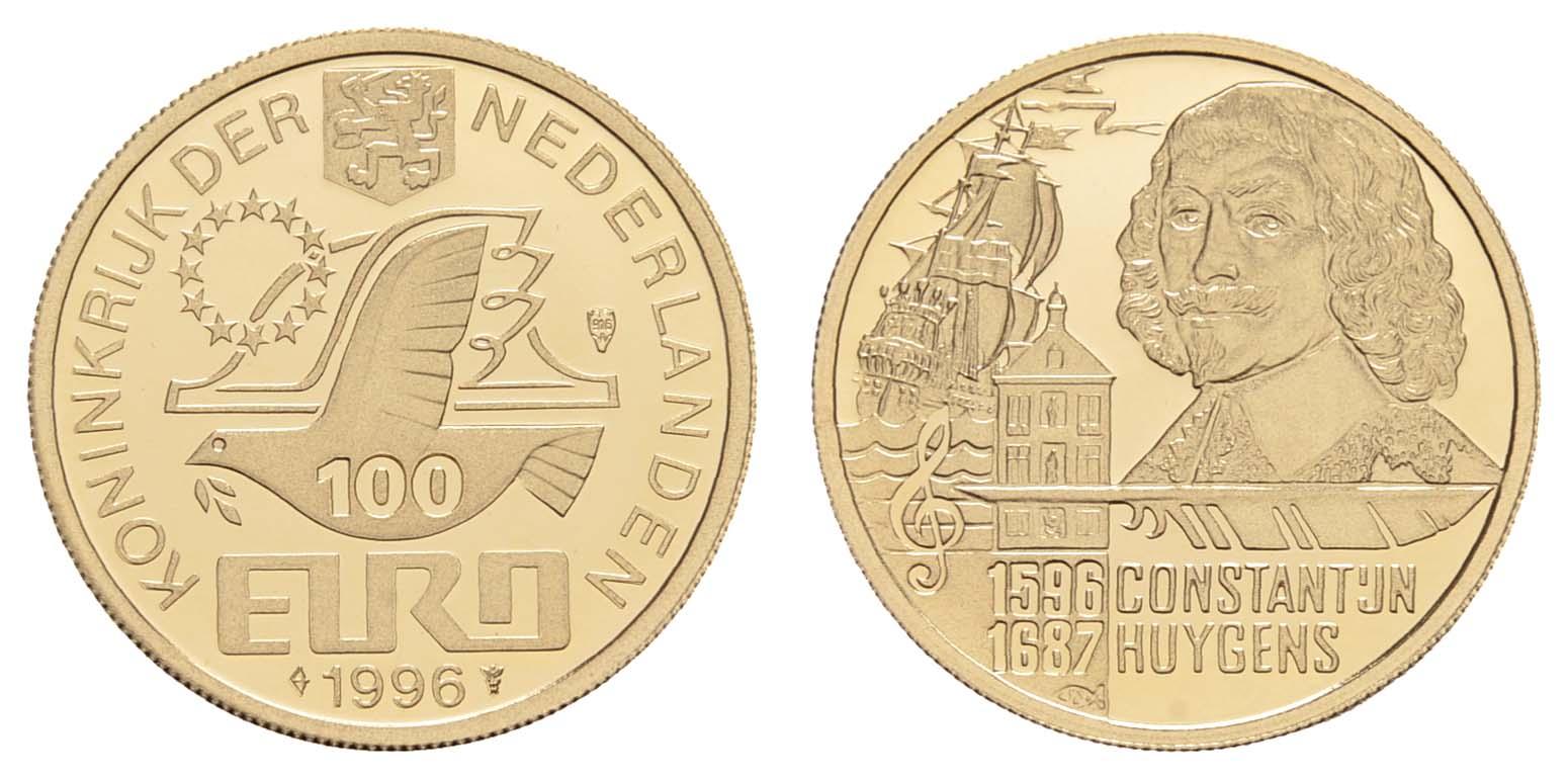 Lot 1838 - europa Euroländer - Niederlande -  Auktionshaus Ulrich Felzmann GmbH & Co. KG Coins single lots