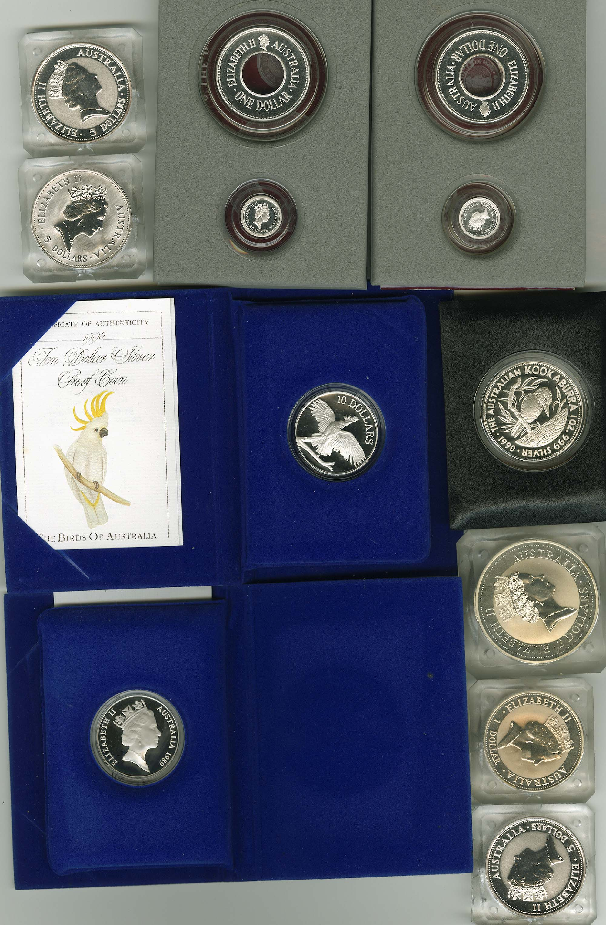 Lot 1865 - übersee australien -  Auktionshaus Ulrich Felzmann GmbH & Co. KG Coins single lots