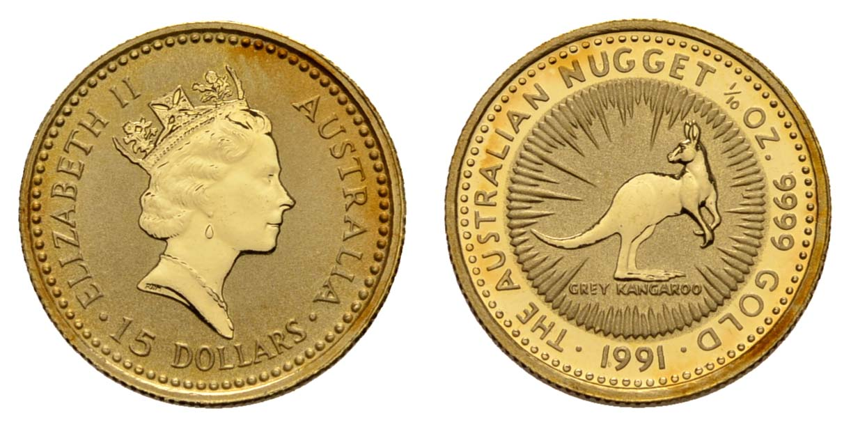 Lot 1867 - übersee australien -  Auktionshaus Ulrich Felzmann GmbH & Co. KG Coins single lots