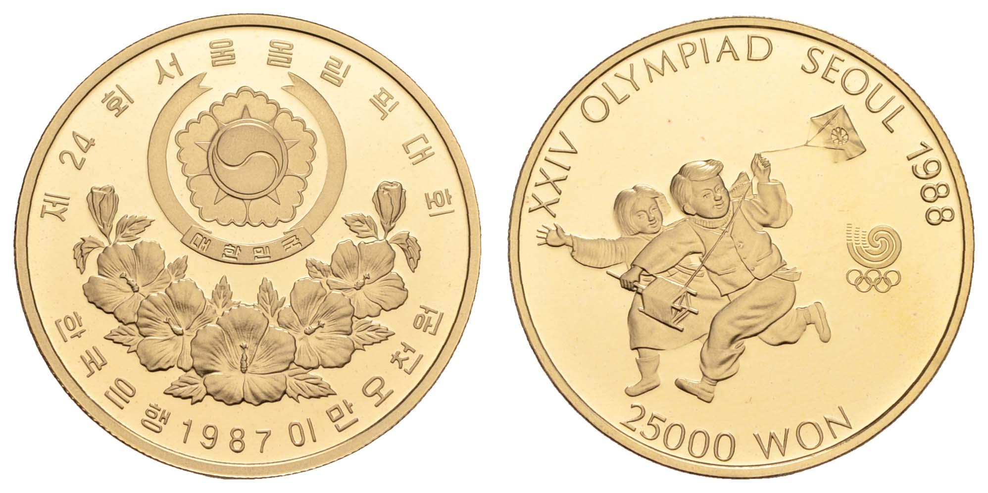 Lot 2054 - übersee Korea, Süd -  Auktionshaus Ulrich Felzmann GmbH & Co. KG Coins single lots