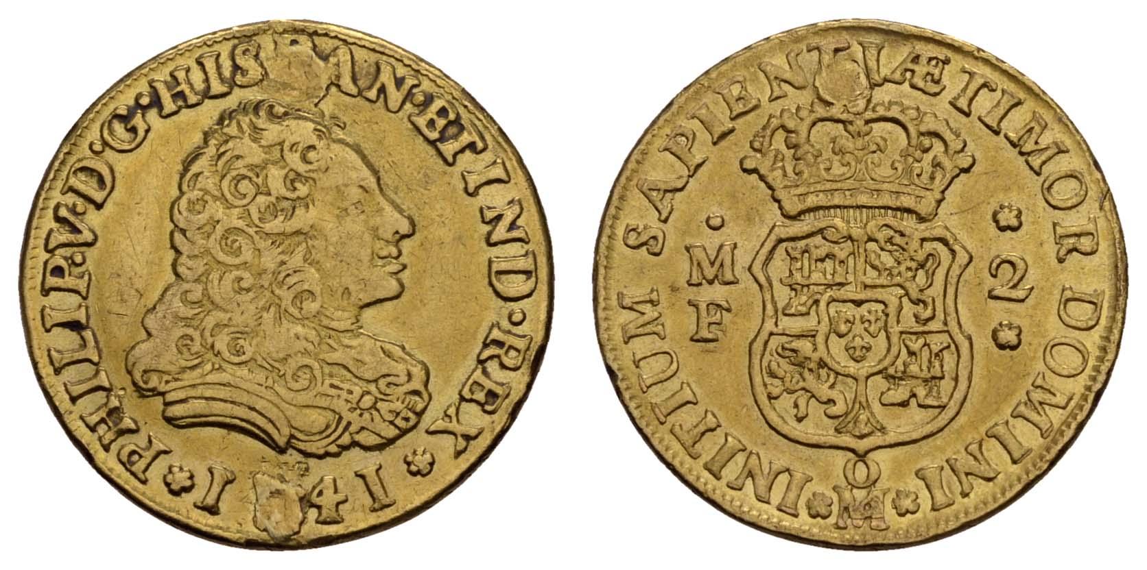 Lot 2064 - übersee mexiko -  Auktionshaus Ulrich Felzmann GmbH & Co. KG Coins single lots