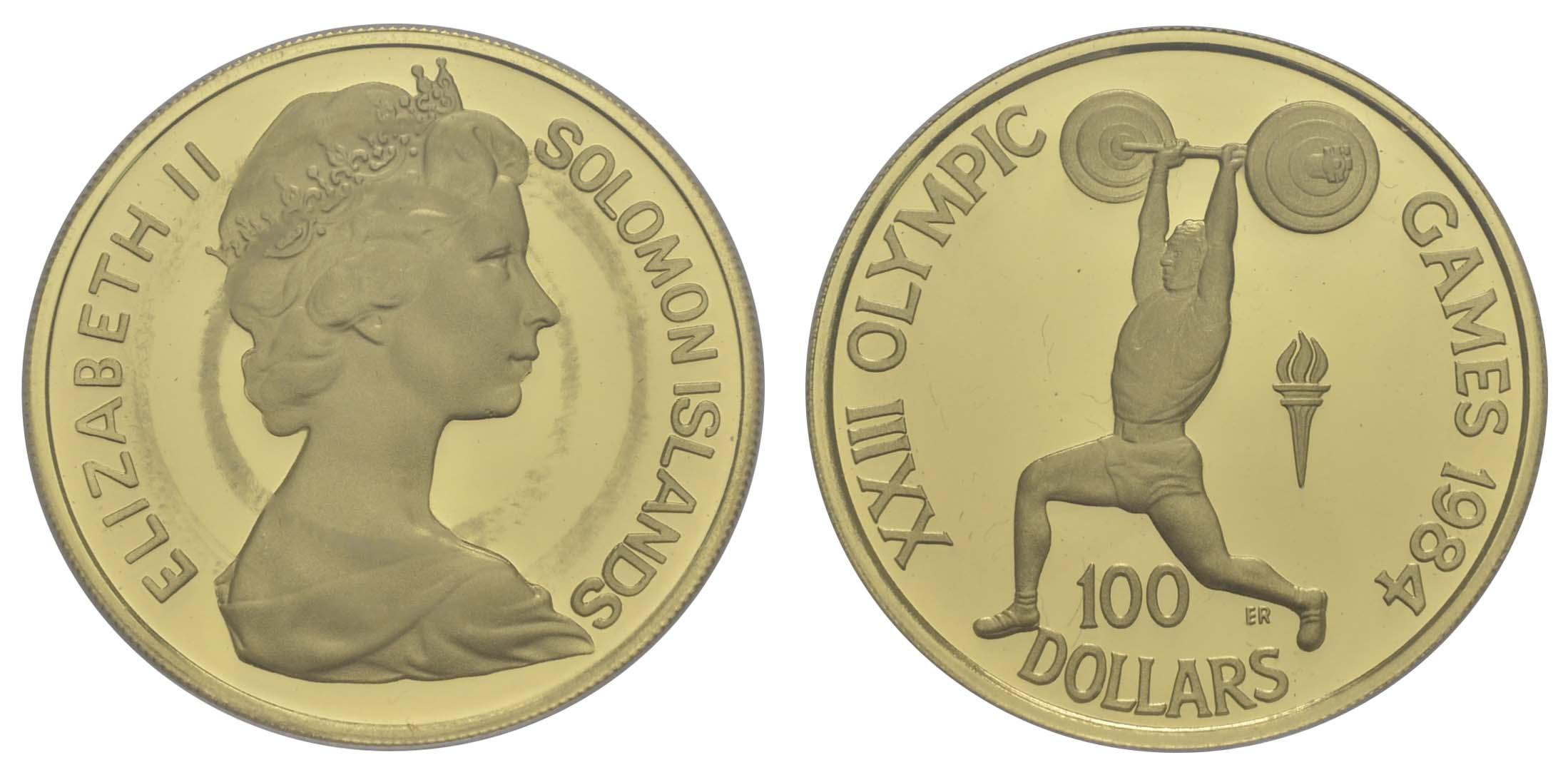 Lot 2095 - übersee Solomonen -  Auktionshaus Ulrich Felzmann GmbH & Co. KG Coins single lots