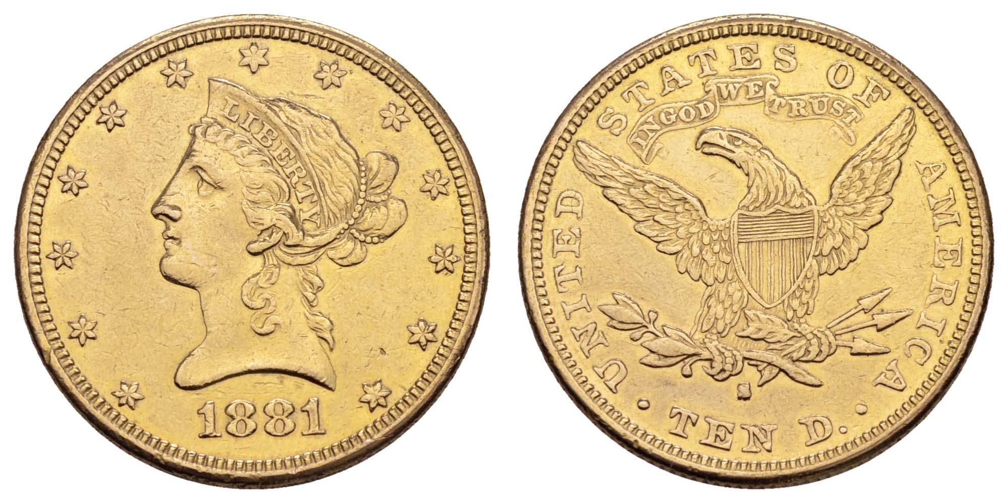 Lot 2148 - übersee usa -  Auktionshaus Ulrich Felzmann GmbH & Co. KG Coins single lots