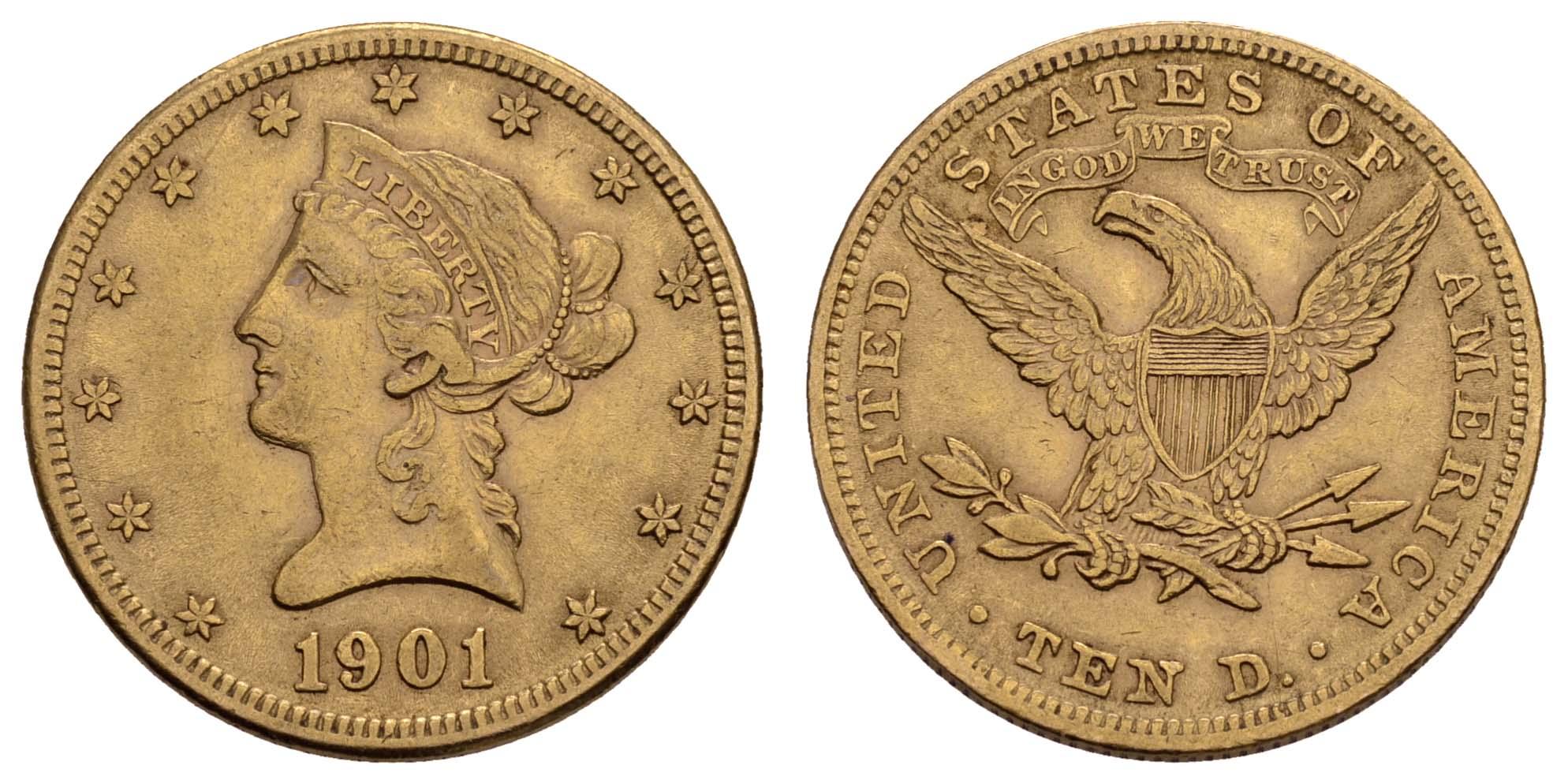 Lot 2152 - übersee usa -  Auktionshaus Ulrich Felzmann GmbH & Co. KG Coins single lots