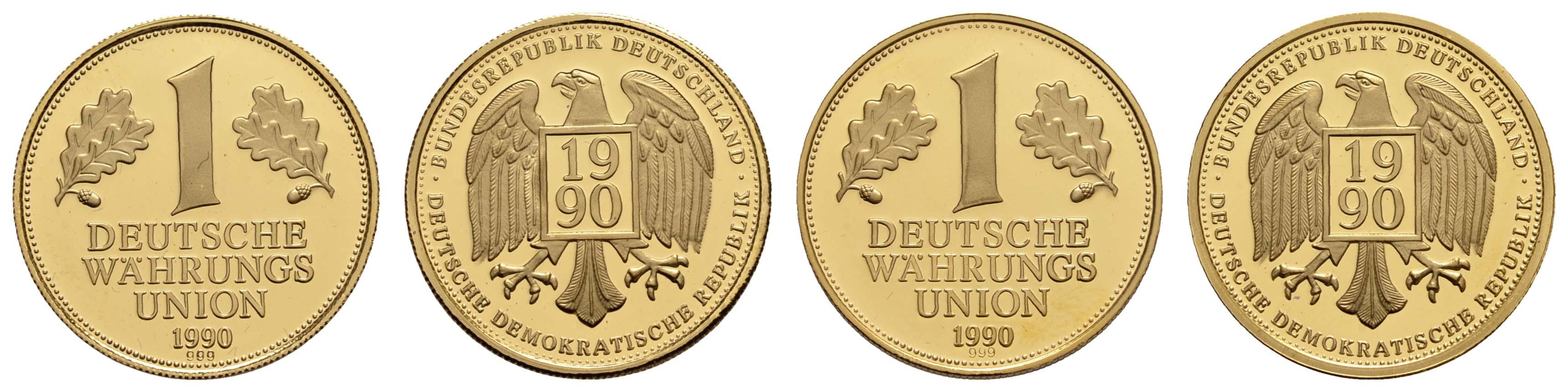Lot 2184 - medaillen Gold-, Platin- und Palladiummedaillen - Deutschland -  Auktionshaus Ulrich Felzmann GmbH & Co. KG Coins single lots
