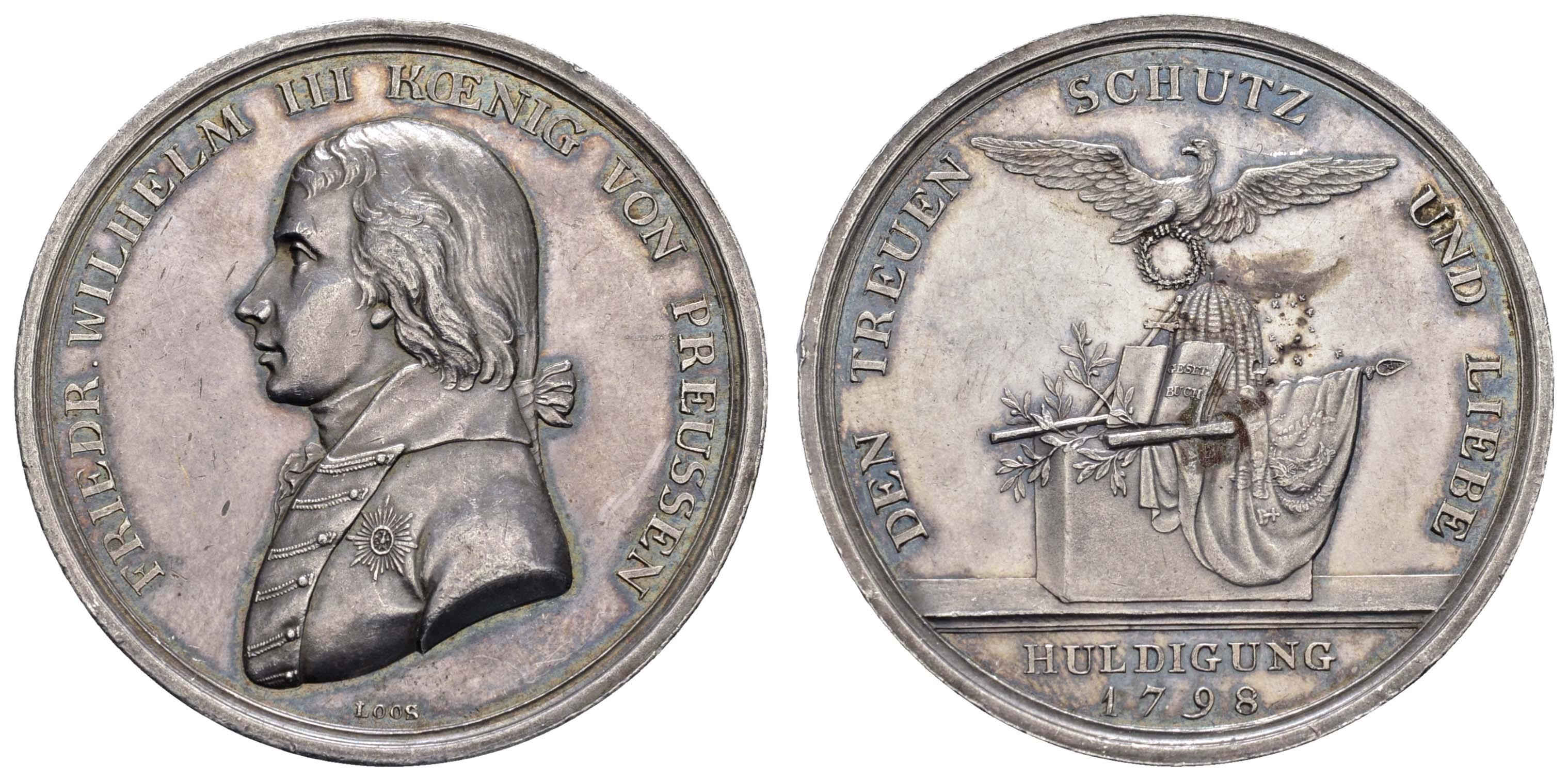 Lot 2221 - medaillen Sonstige Medaillen - Deutschland -  Auktionshaus Ulrich Felzmann GmbH & Co. KG Coins single lots