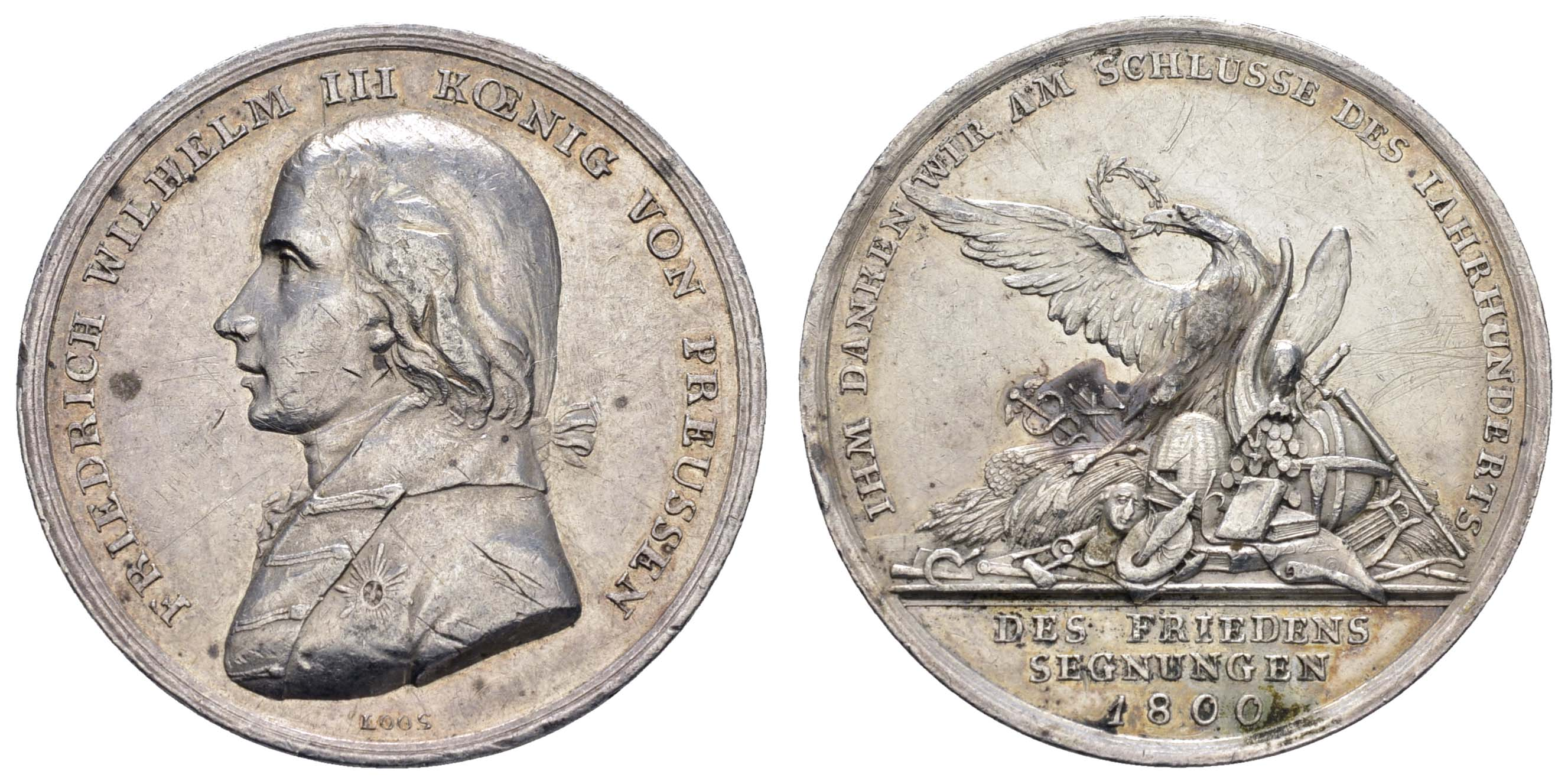 Lot 2222 - medaillen Sonstige Medaillen - Deutschland -  Auktionshaus Ulrich Felzmann GmbH & Co. KG Coins single lots