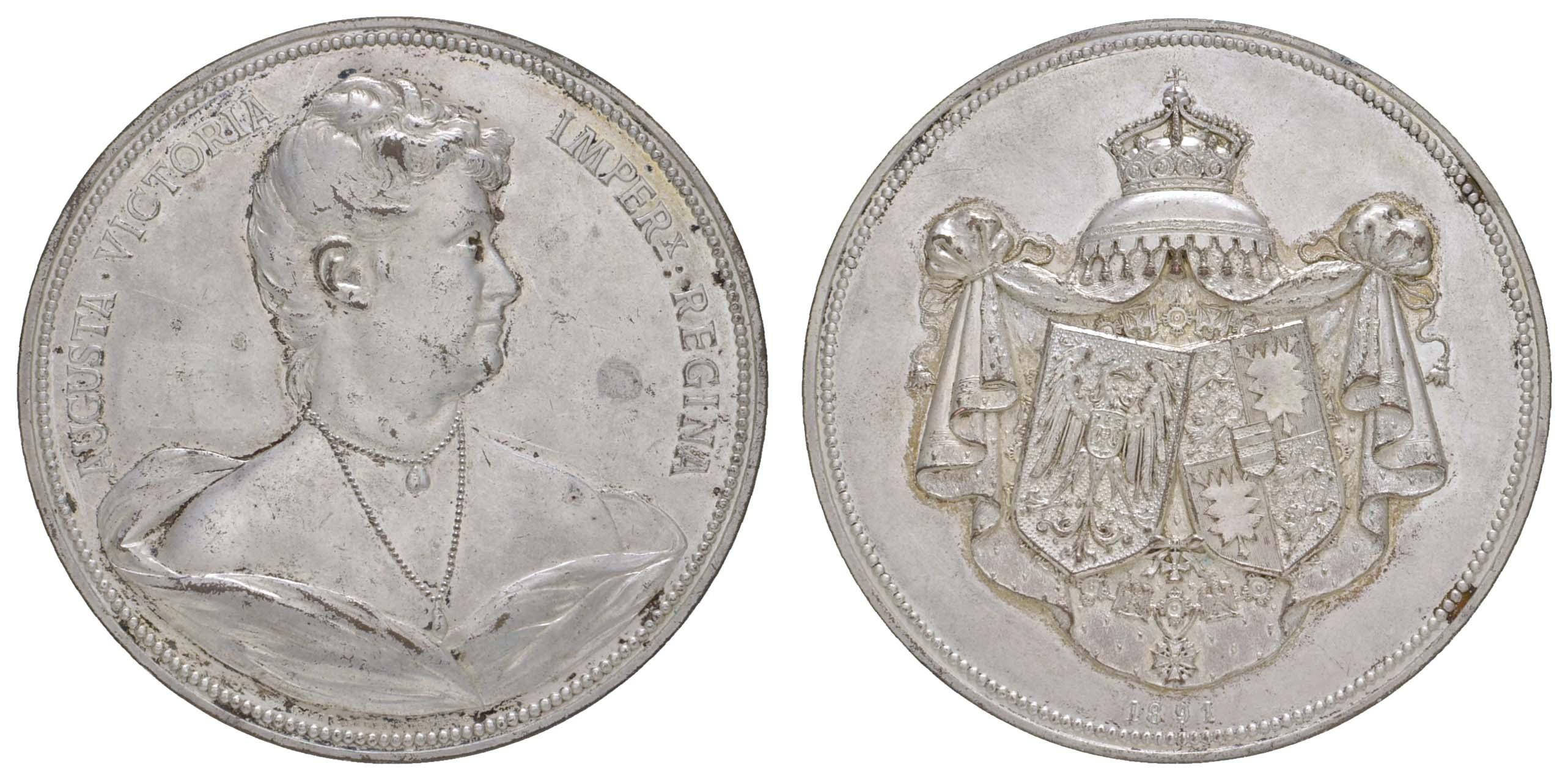 Lot 2236 - medaillen Sonstige Medaillen - Deutschland -  Auktionshaus Ulrich Felzmann GmbH & Co. KG Coins single lots