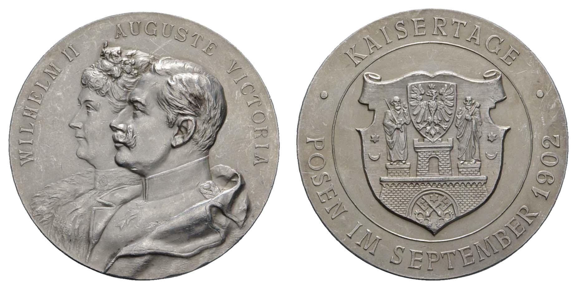 Lot 2238 - medaillen Sonstige Medaillen - Deutschland -  Auktionshaus Ulrich Felzmann GmbH & Co. KG Coins single lots
