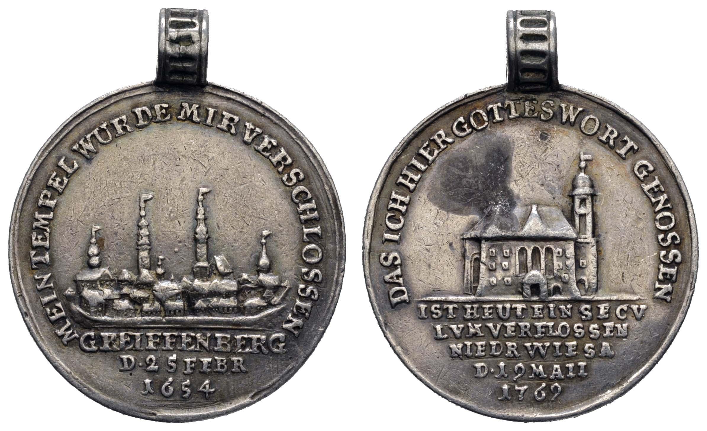 Lot 2249 - medaillen Sonstige Medaillen - Deutschland -  Auktionshaus Ulrich Felzmann GmbH & Co. KG Coins single lots
