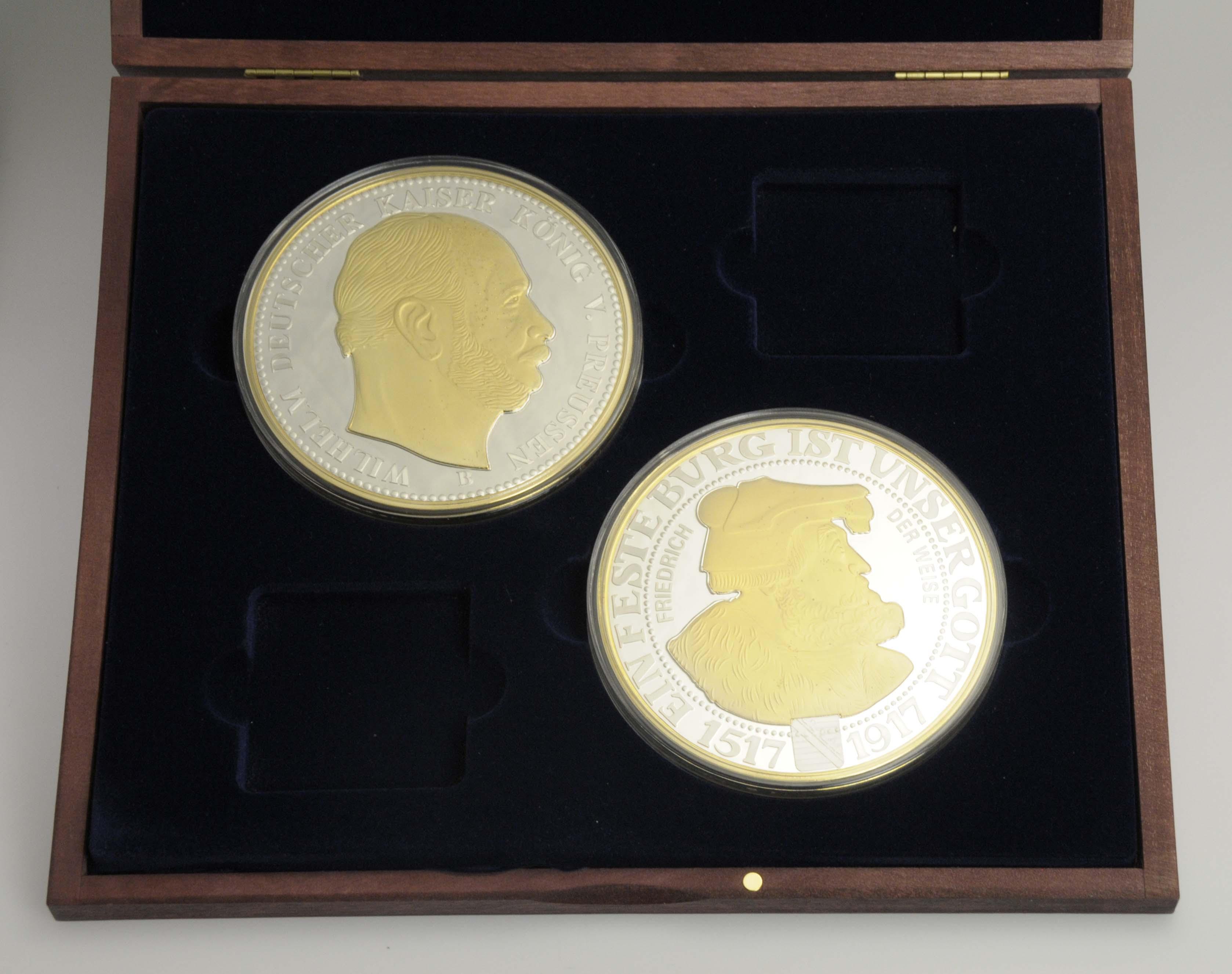 Lot 2253 - medaillen Sonstige Medaillen - Deutschland -  Auktionshaus Ulrich Felzmann GmbH & Co. KG Coins single lots
