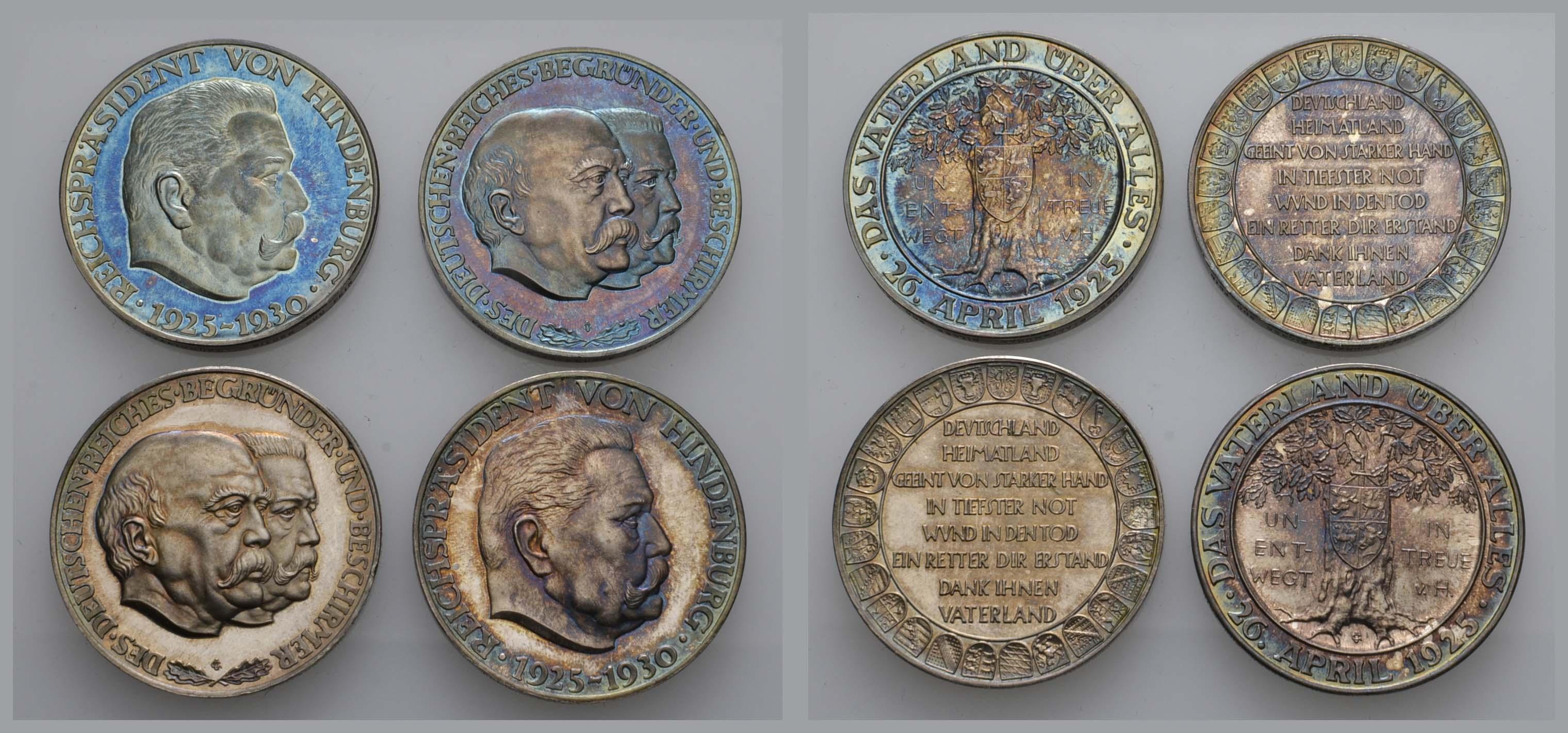 Lot 2255 - medaillen Sonstige Medaillen - Deutschland -  Auktionshaus Ulrich Felzmann GmbH & Co. KG Coins single lots