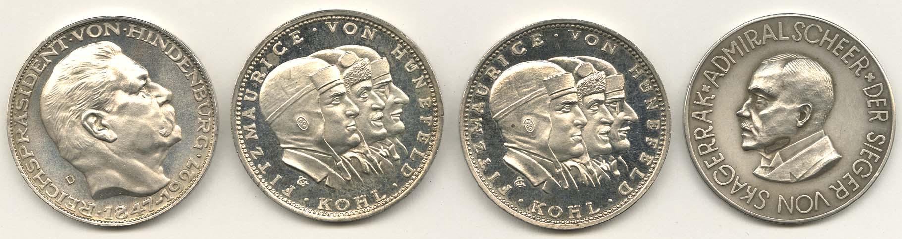 Lot 2258 - medaillen Sonstige Medaillen - Deutschland -  Auktionshaus Ulrich Felzmann GmbH & Co. KG Coins single lots