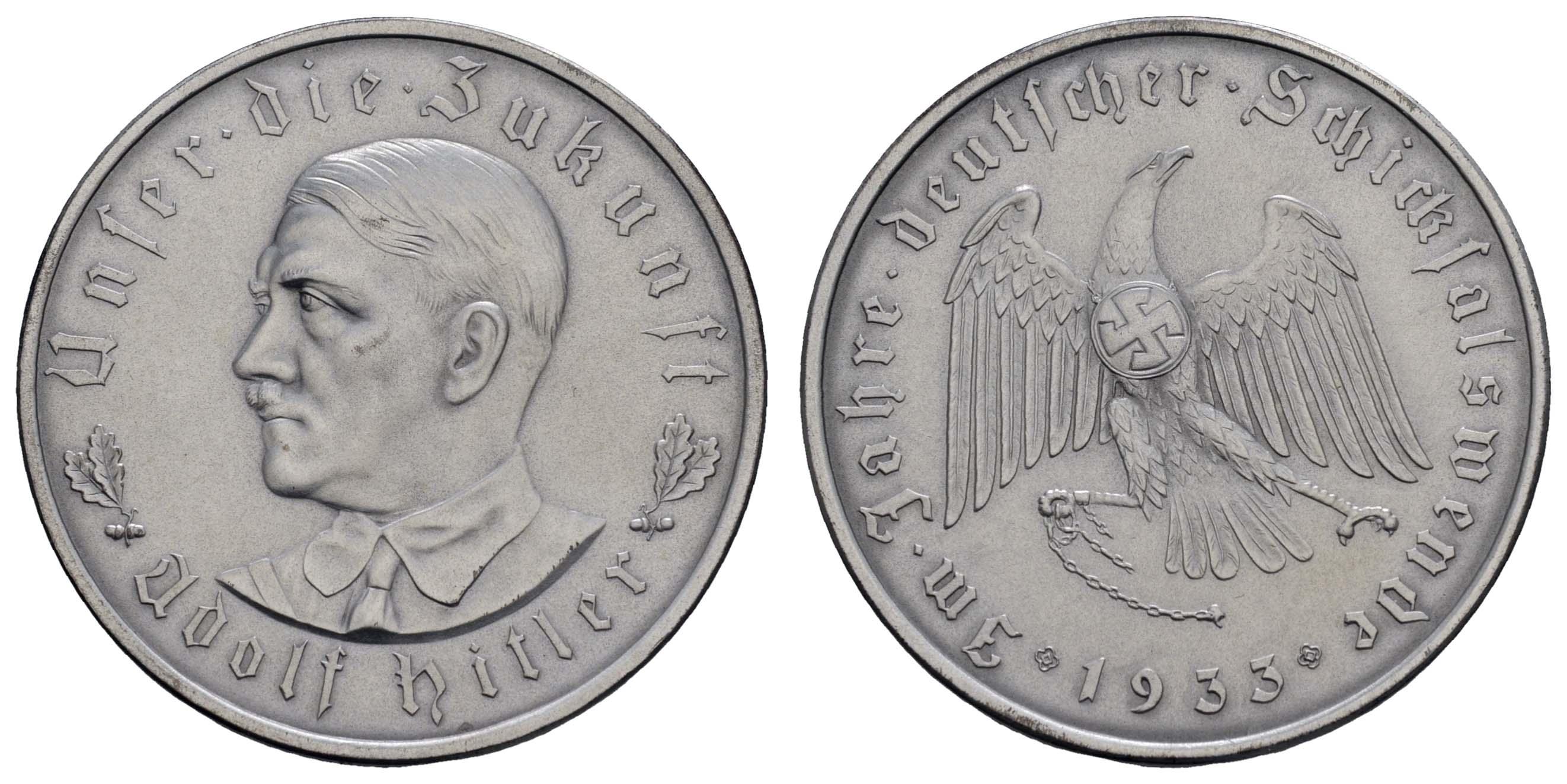 Lot 2259 - medaillen Sonstige Medaillen - Deutschland -  Auktionshaus Ulrich Felzmann GmbH & Co. KG Coins single lots