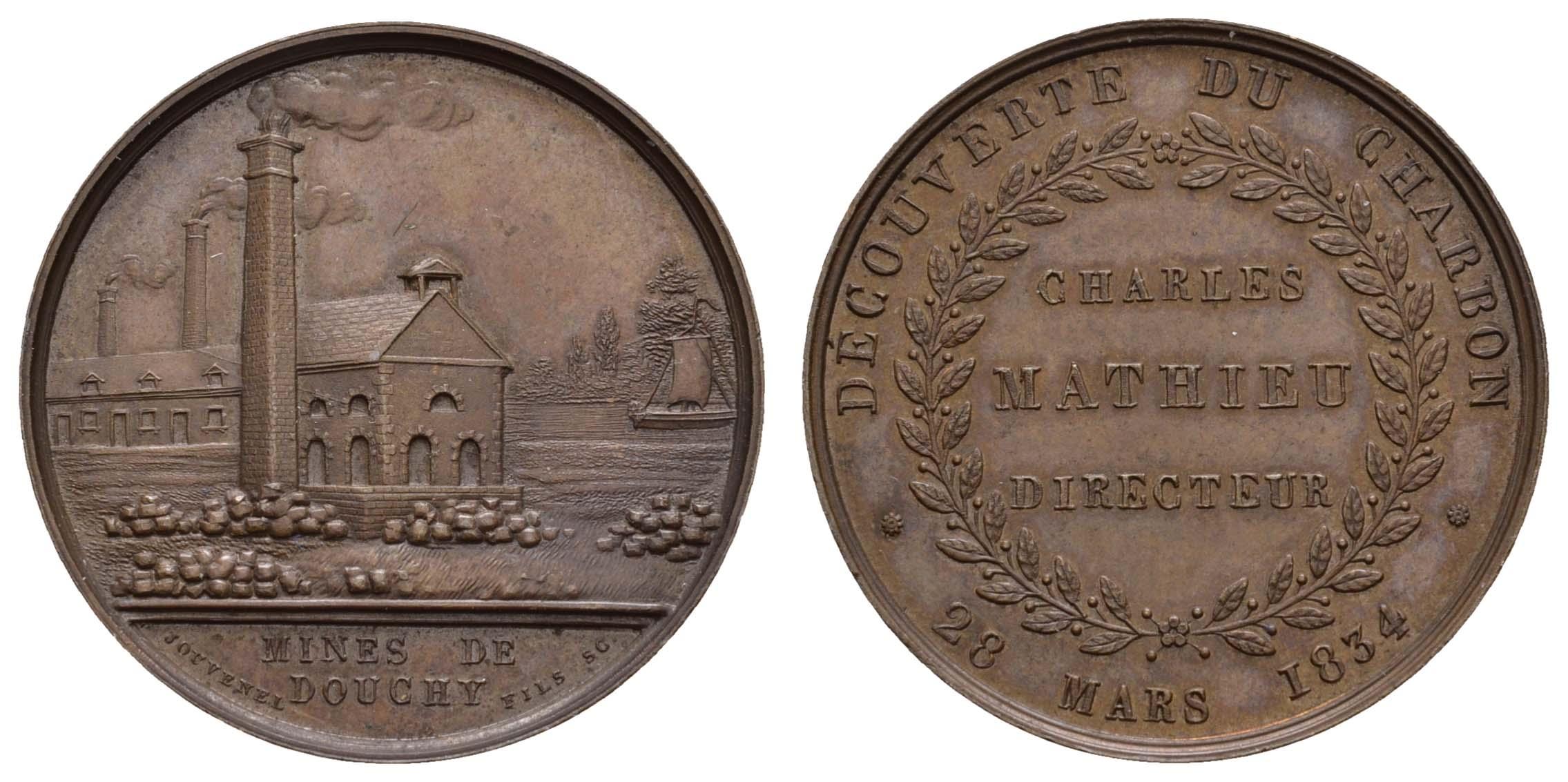 Lot 2268 - medaillen Sonstige Medaillen - Europa -  Auktionshaus Ulrich Felzmann GmbH & Co. KG Coins single lots