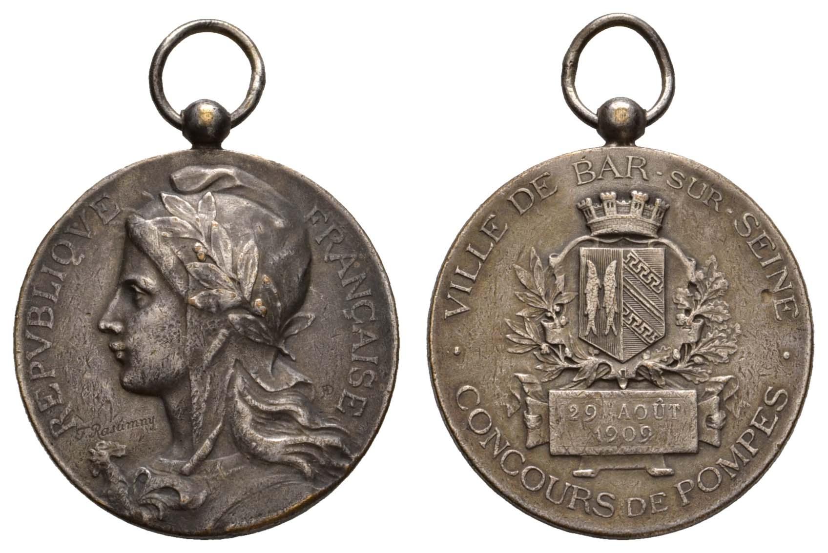 Lot 2269 - medaillen Sonstige Medaillen - Europa -  Auktionshaus Ulrich Felzmann GmbH & Co. KG Coins single lots