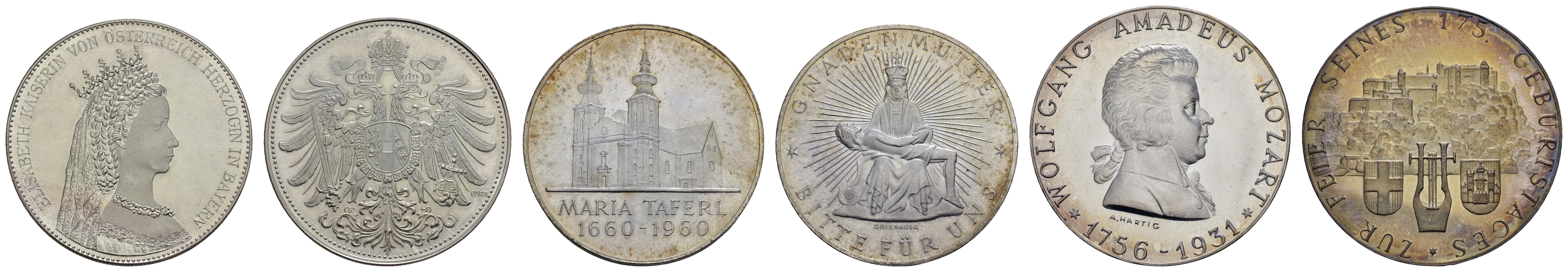 Lot 2272 - medaillen Sonstige Medaillen - Europa -  Auktionshaus Ulrich Felzmann GmbH & Co. KG Coins single lots
