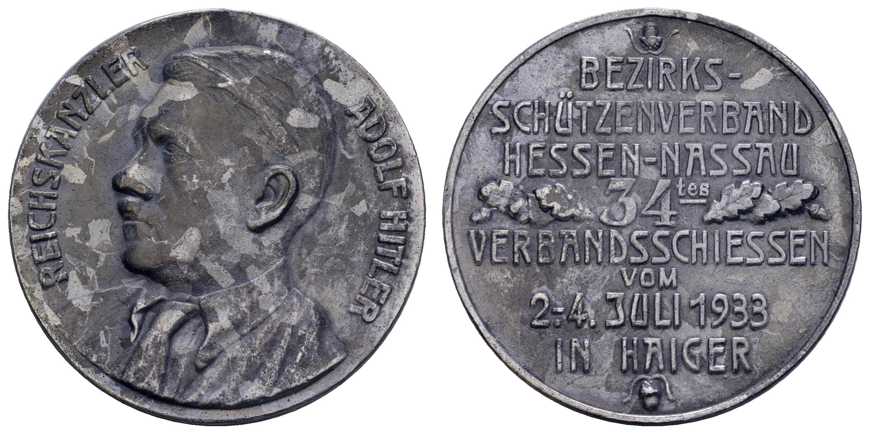 Lot 2293 - medaillen Sonstige Medaillen - Personenmedaillen -  Auktionshaus Ulrich Felzmann GmbH & Co. KG Coins single lots