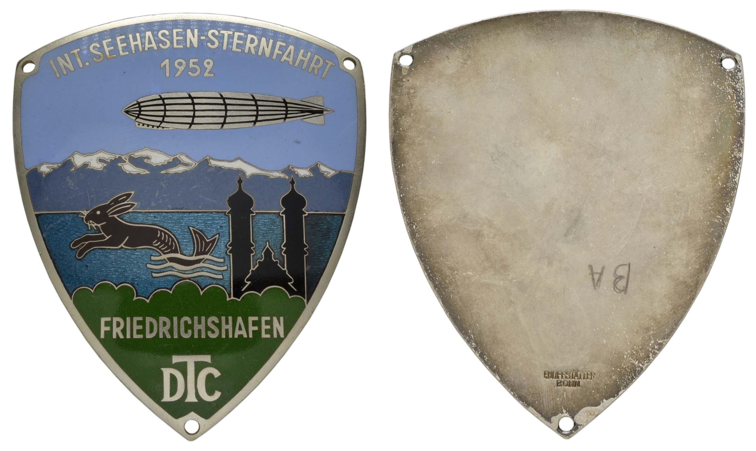 Lot 2347 - medaillen Sonstige Medaillen - Zeppelin -  Auktionshaus Ulrich Felzmann GmbH & Co. KG Coins single lots