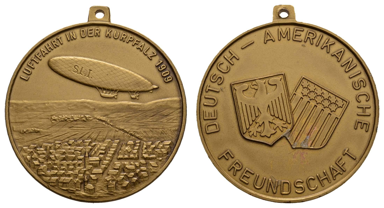 Lot 2348 - medaillen Sonstige Medaillen - Zeppelin -  Auktionshaus Ulrich Felzmann GmbH & Co. KG Coins single lots