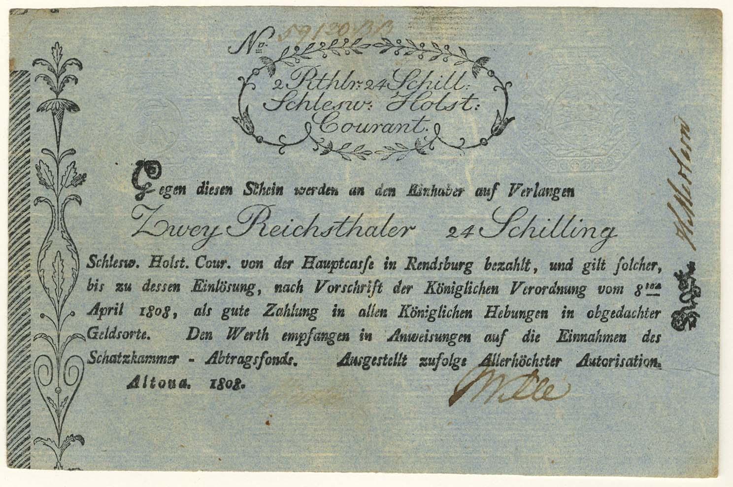 Lot 2356 - Geldscheine Deutschland - Altdeutschland -  Auktionshaus Ulrich Felzmann GmbH & Co. KG Coins single lots