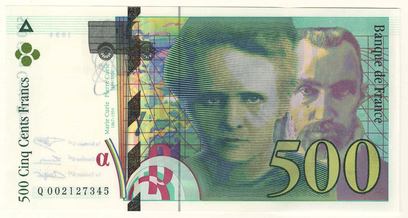 Lot 2424 - Geldscheine Ausland - Frankreich -  Auktionshaus Ulrich Felzmann GmbH & Co. KG Coins single lots