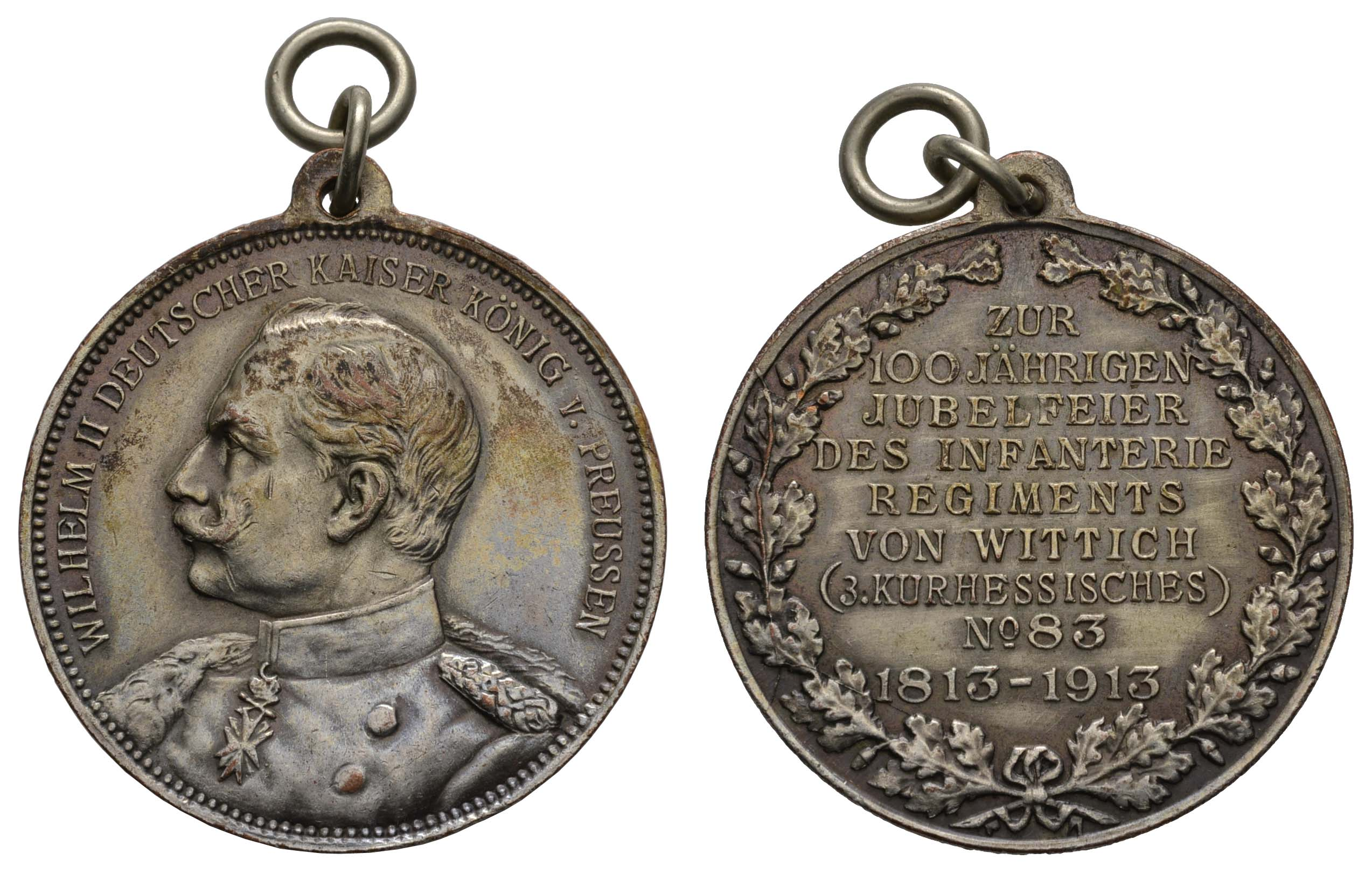 Lot 2464 - orden und abzeichen Deutschland - Deutsches Kaiserreich 1871-1918 Auszeichnungen -  Auktionshaus Ulrich Felzmann GmbH & Co. KG Coins single lots