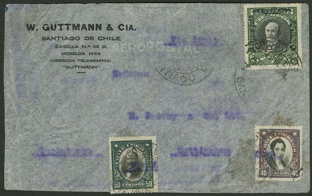 Lot 4025 - flugpost Flugpost International - Alphabetisch nach Ländern -  Auktionshaus Ulrich Felzmann GmbH & Co. KG