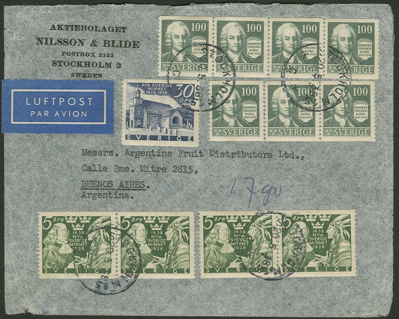 Lot 4062 - flugpost Flugpost International - Alphabetisch nach Ländern -  Auktionshaus Ulrich Felzmann GmbH & Co. KG