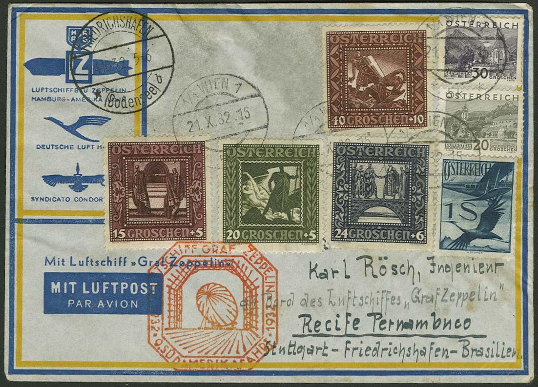 Lot 4541 - Zuleitungen Europa A-Z - Österreich -  Auktionshaus Ulrich Felzmann GmbH & Co. KG