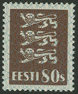 Lot 5168 - Europa A-Z Estland - Markenausgaben -  Auktionshaus Ulrich Felzmann GmbH & Co. KG