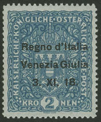 Lot 5221 - Europa A-Z Italien - Besetzungsgebiete 1918-1923 -  Auktionshaus Ulrich Felzmann GmbH & Co. KG