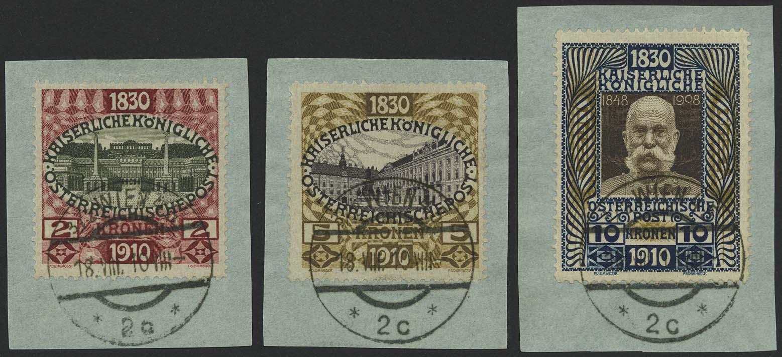 Lot 5308 - Europa A-Z Österreich - Markenausgaben -  Auktionshaus Ulrich Felzmann GmbH & Co. KG