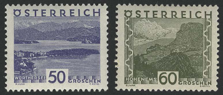 Lot 5314 - Europa A-Z Österreich - Markenausgaben -  Auktionshaus Ulrich Felzmann GmbH & Co. KG