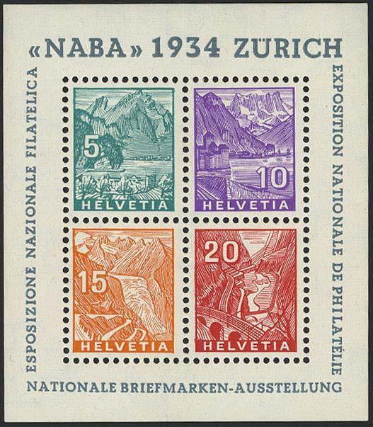 Lot 5431 - Europa A-Z Schweiz - Markenausgaben -  Auktionshaus Ulrich Felzmann GmbH & Co. KG