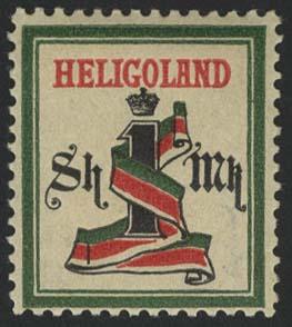 Lot 5547 - altdeutschland Helgoland - Markenausgaben -  Auktionshaus Ulrich Felzmann GmbH & Co. KG