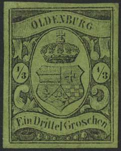 Lot 5565 - altdeutschland Oldenburg - Markenausgaben -  Auktionshaus Ulrich Felzmann GmbH & Co. KG