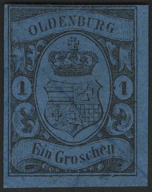 Lot 5568 - altdeutschland Oldenburg - Markenausgaben -  Auktionshaus Ulrich Felzmann GmbH & Co. KG