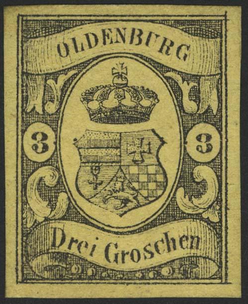 Lot 5569 - altdeutschland Oldenburg - Markenausgaben -  Auktionshaus Ulrich Felzmann GmbH & Co. KG