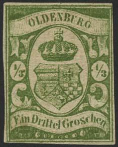 Lot 5571 - altdeutschland Oldenburg - Markenausgaben -  Auktionshaus Ulrich Felzmann GmbH & Co. KG